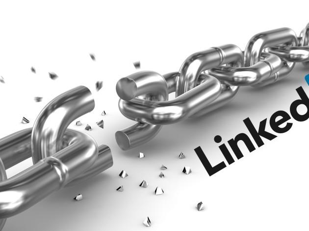 LinkedIn Broken Trust