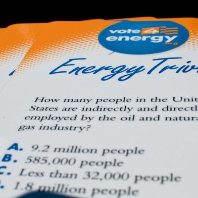 Energy Trivia Cards
