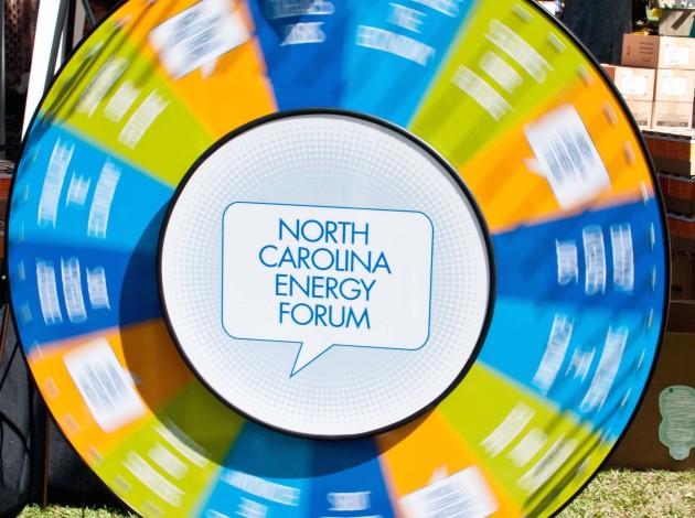 NC Energy Forum Trivia Wheel