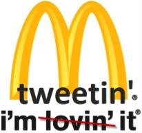 McDonald's Twitter McFail?